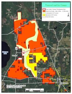 Land Use change